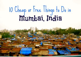 10 Things Mumbai